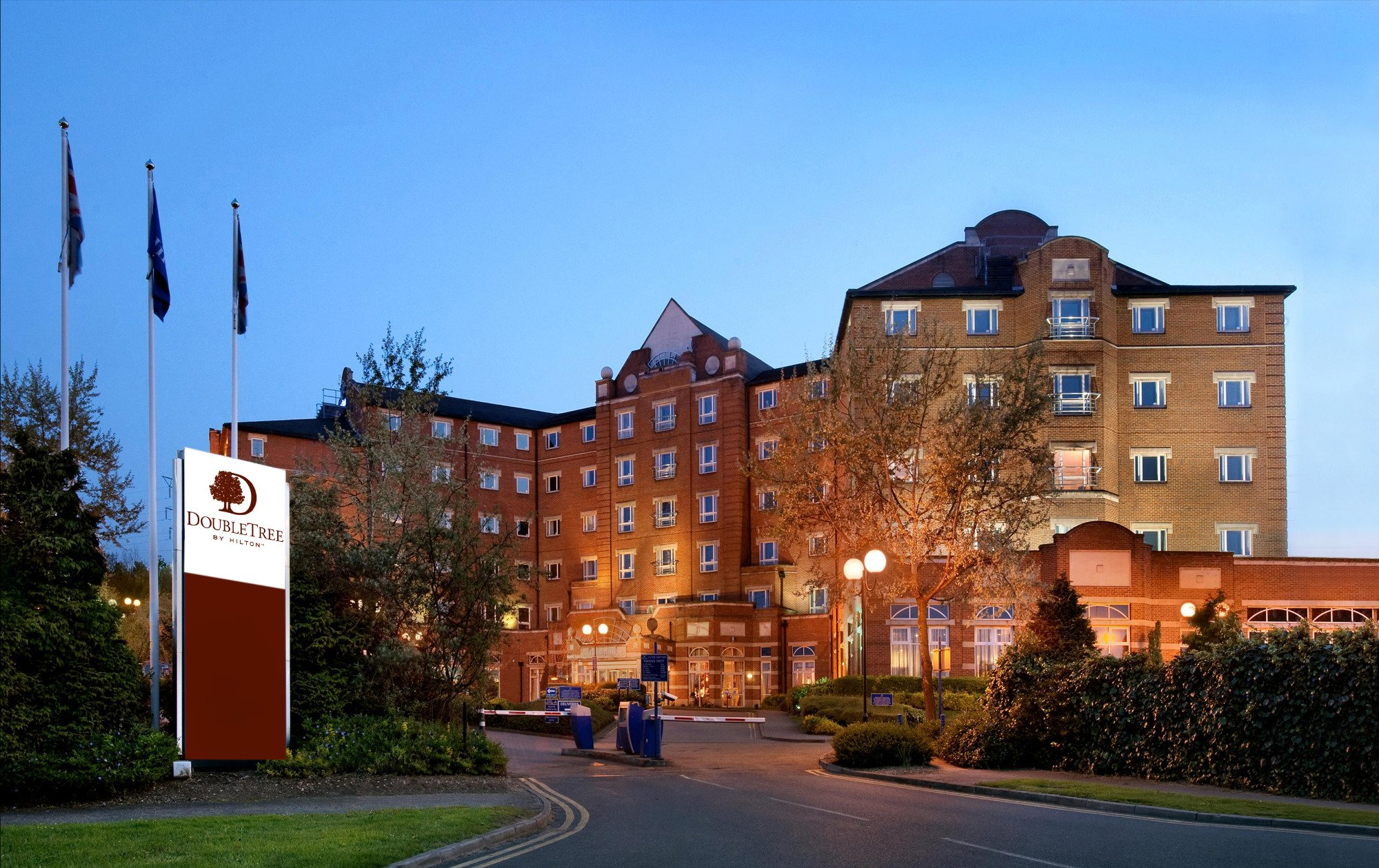 The DoubleTree by Hilton, Dartford Magician