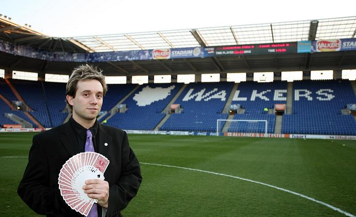 Leicester City FC - Resident Magician