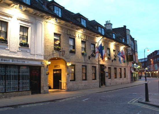 The Bull Hotel  - Magician in Peterborough