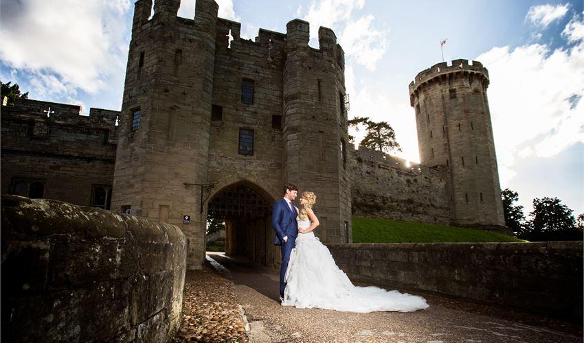 Warwickshire Magician for Weddings