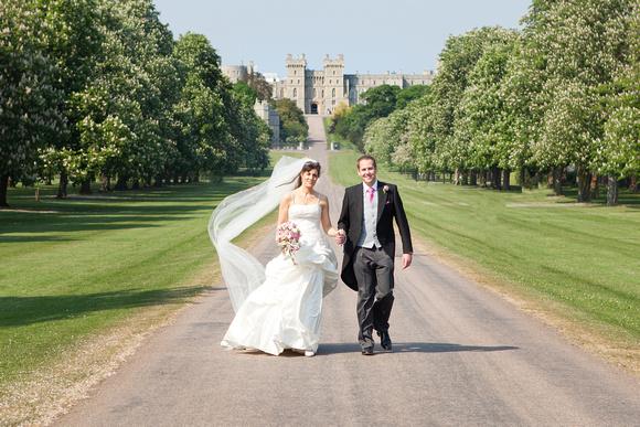 Windsor Caslte - Wedding Magician in Windsor