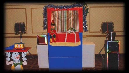 Punch and Judy Show Hire