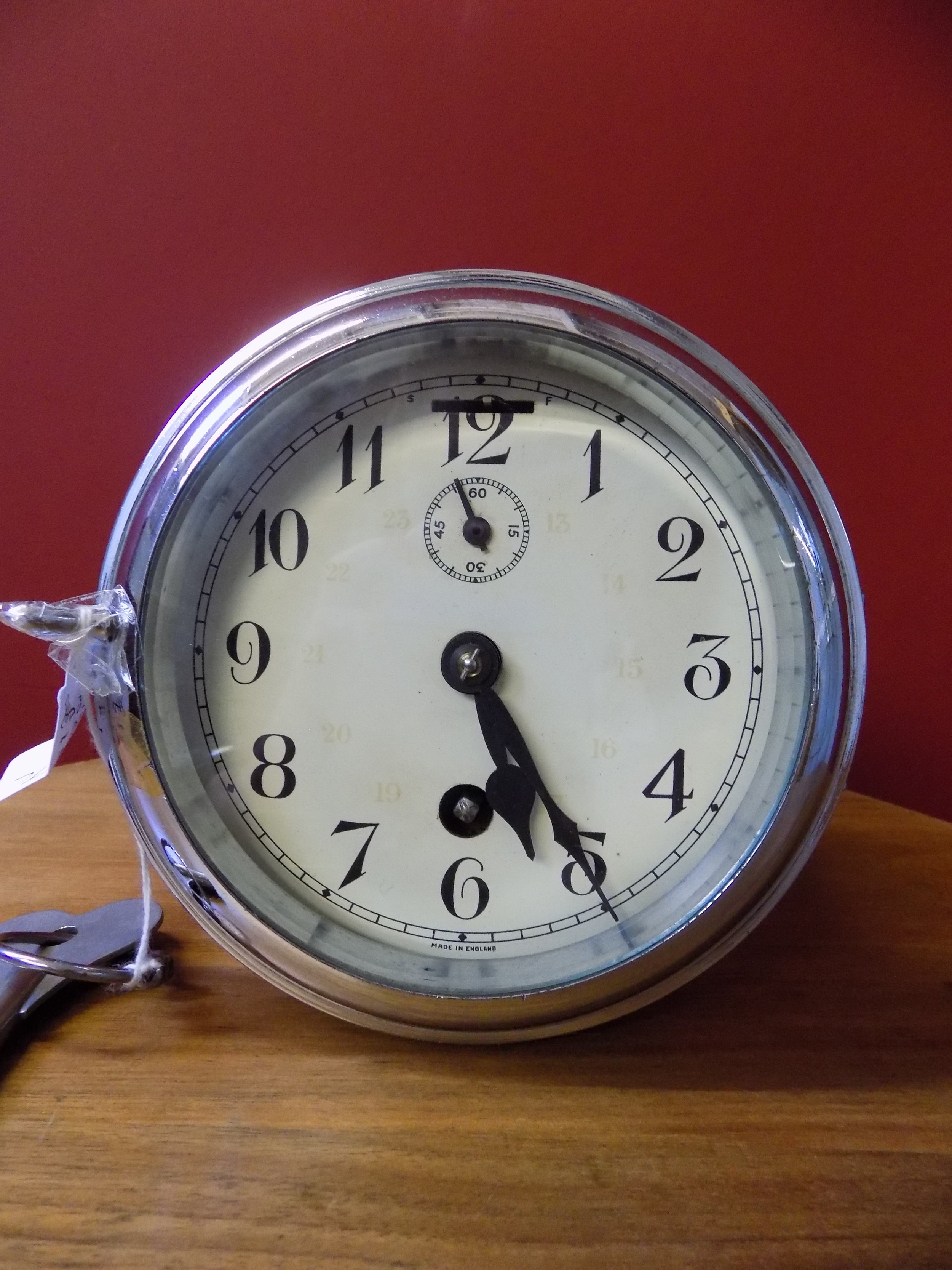 Smiths Astral ships clock £150.00