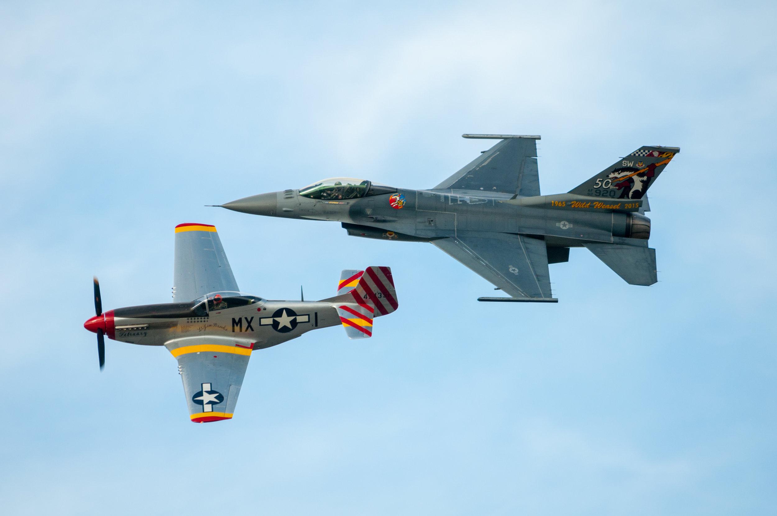 Tico Warbird Airshow 2016