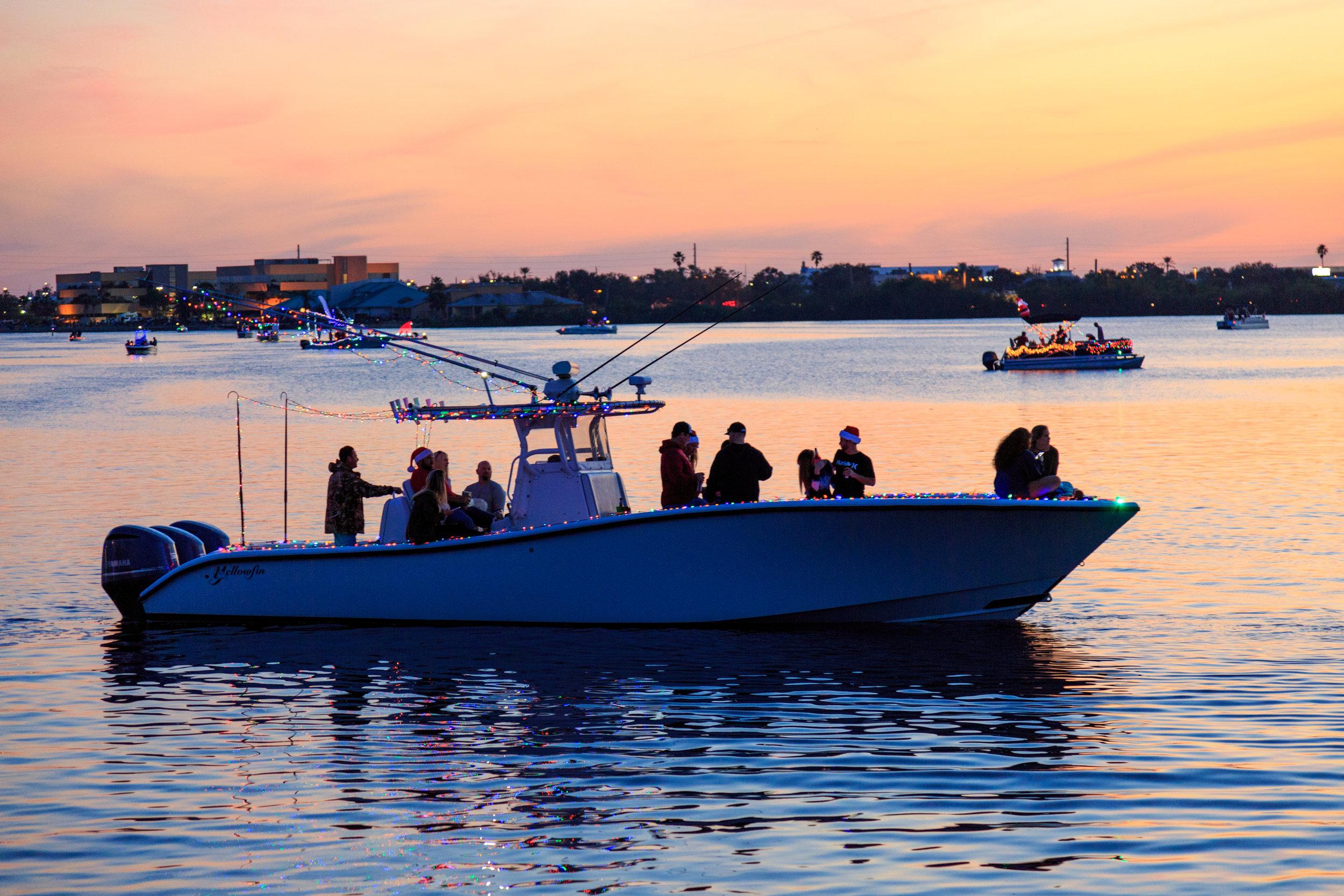 2017 Merritt Island Boat Parade!