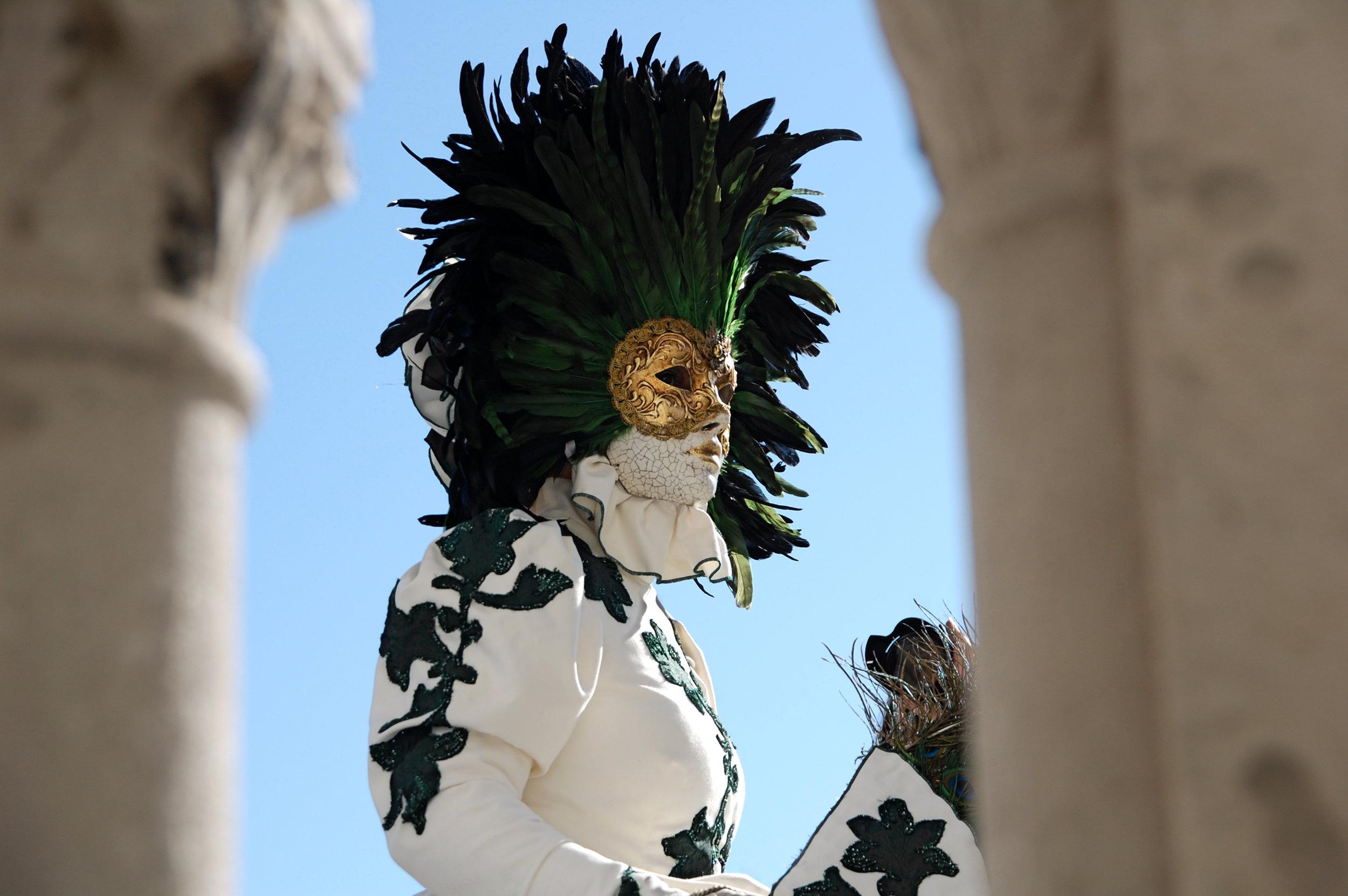 Carnevale Venice 2012