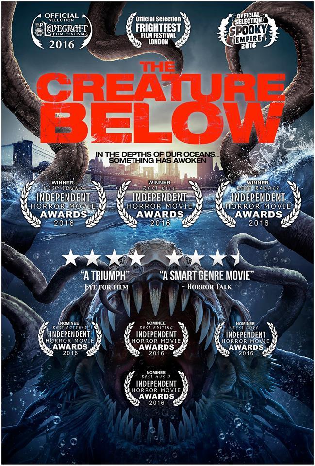 the creature below awards