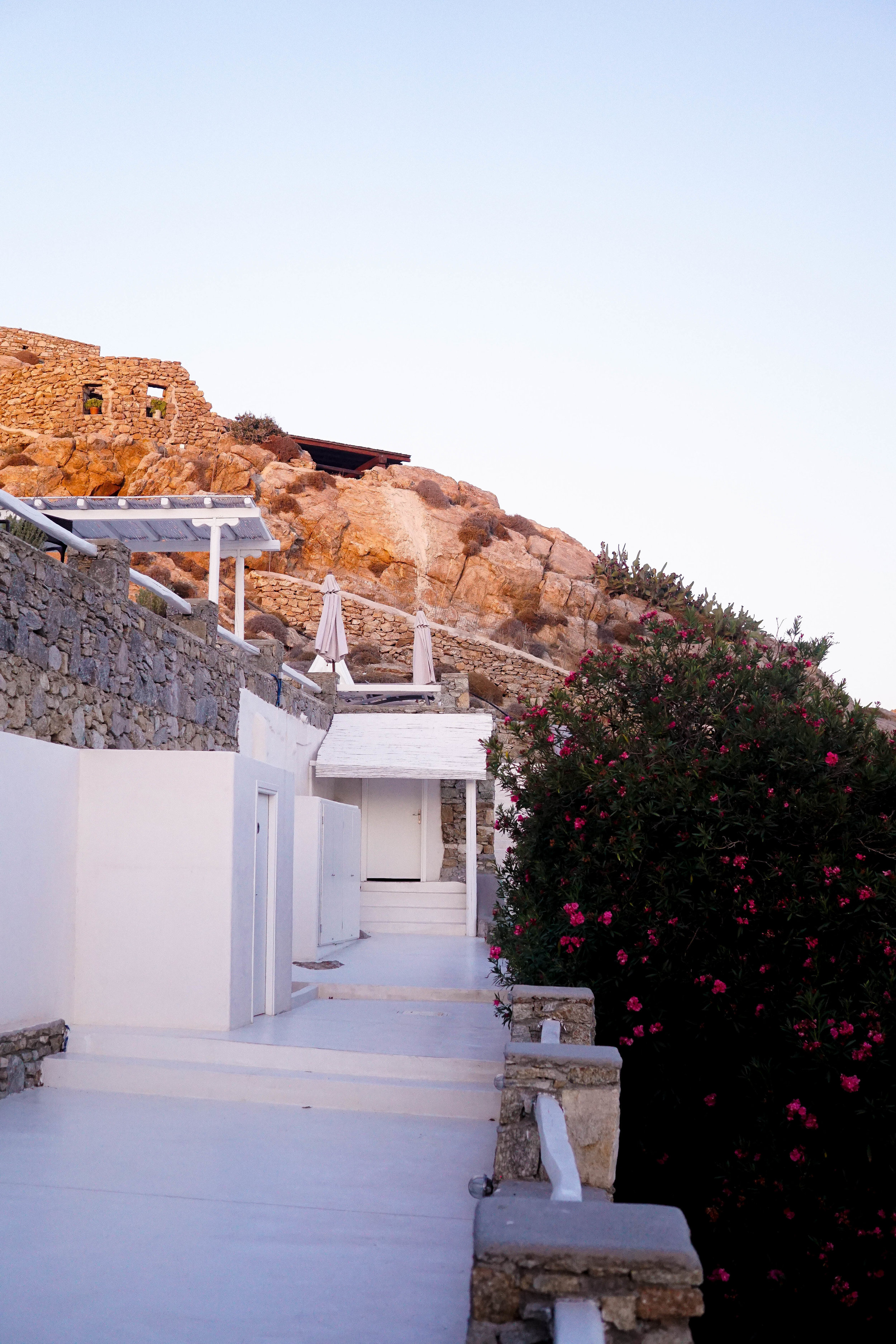 Atlantis Beach Residence, Mykonos /  on the map