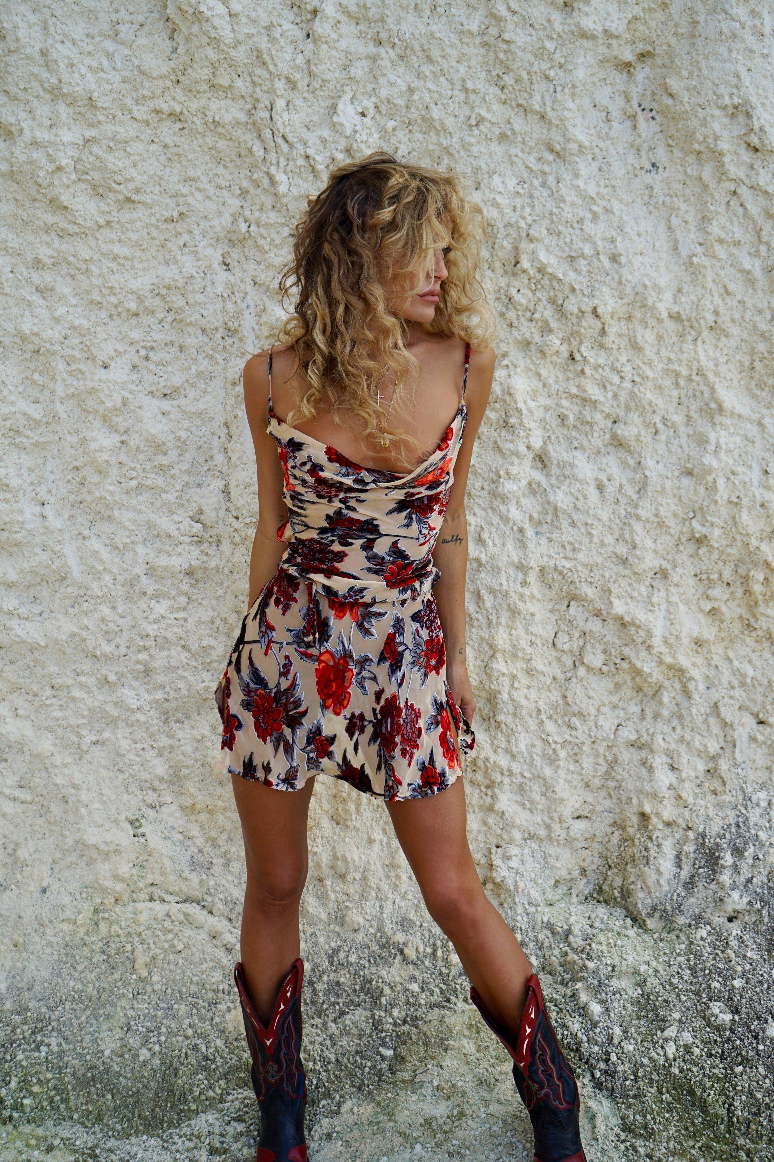 The Cerretti Dress