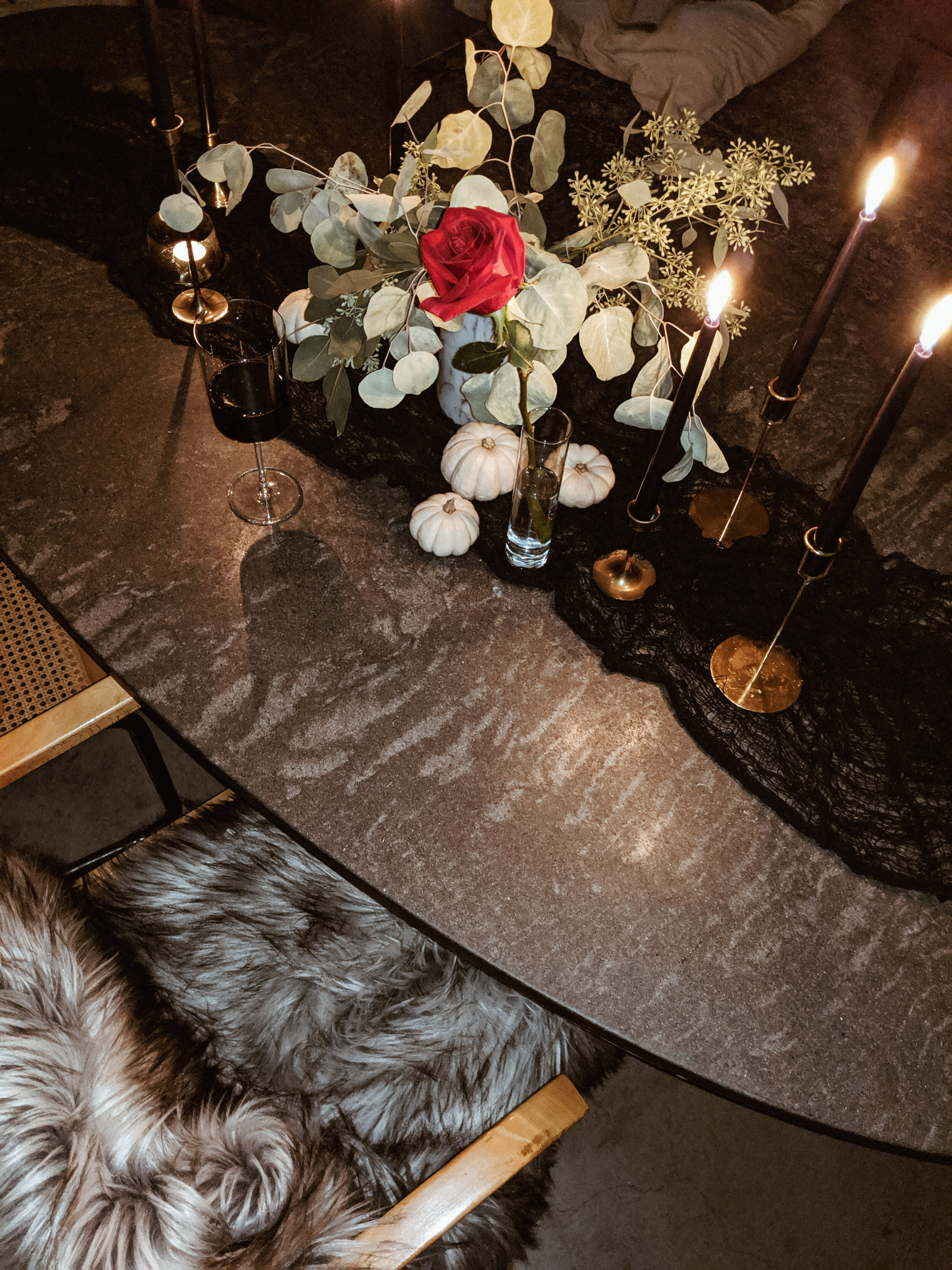 Always Looking For The Magic - Nicole Toland - Spooky Chic Halloween Styling