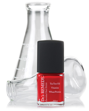 Dr.'s Remedy Nail Polish - Podiatrist Formulated