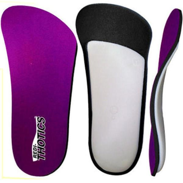 Heel Pain: These inserts provide necessary arch support to help both prevent and treat a variety of foot problems!