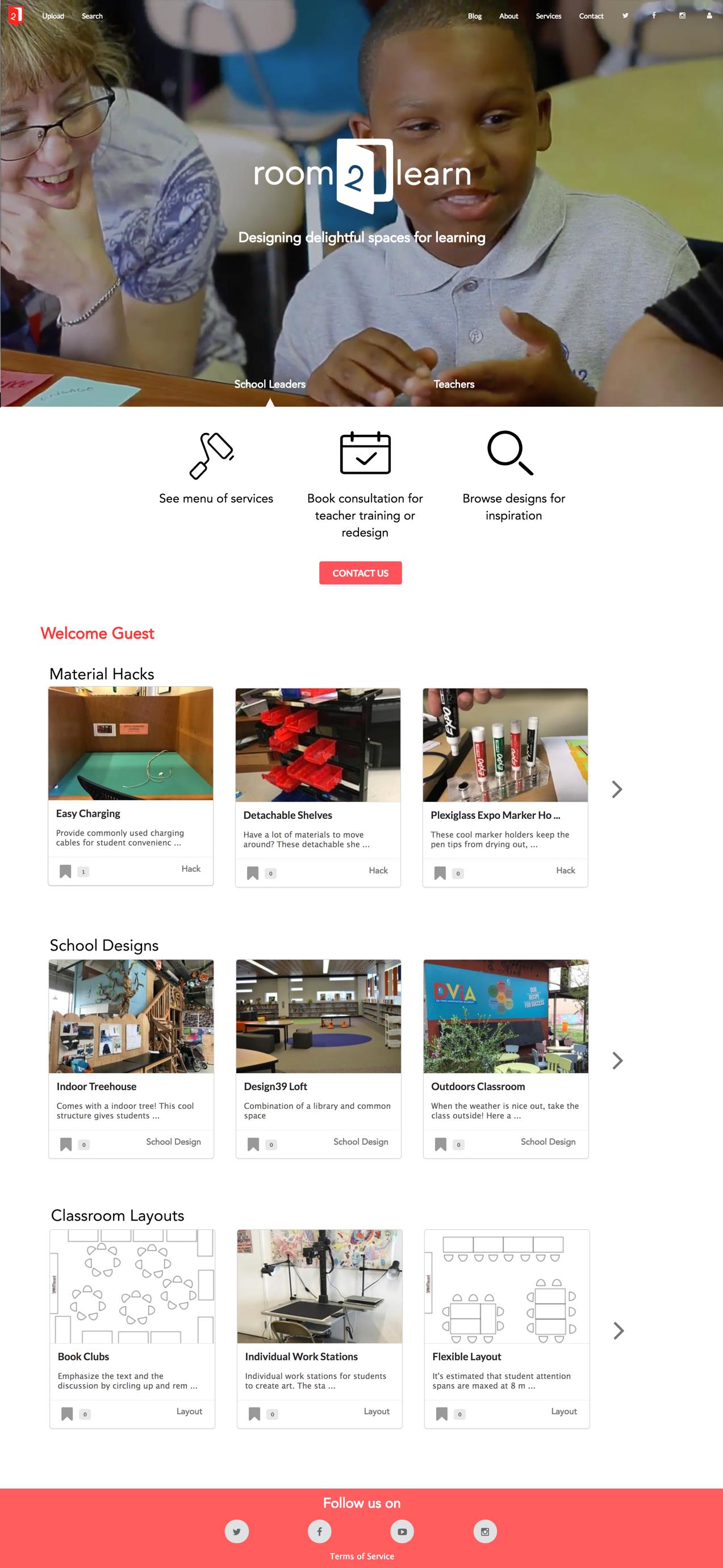 Original website