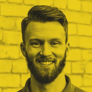 Brandon Frederickson   Creative Director