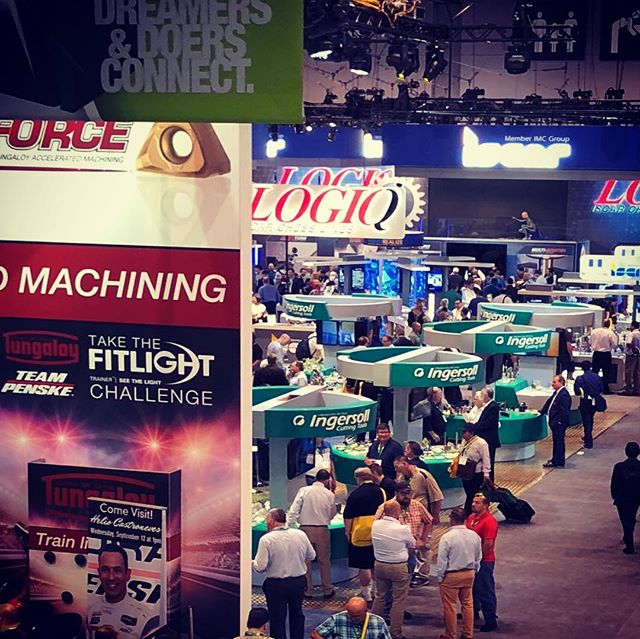 IMTS 2018 || Chicago || #cuttingtooldistributor #candbsupply #cuttingtool #CNC #cncmachining #cuttingtoolspecialist #imts #imts2018