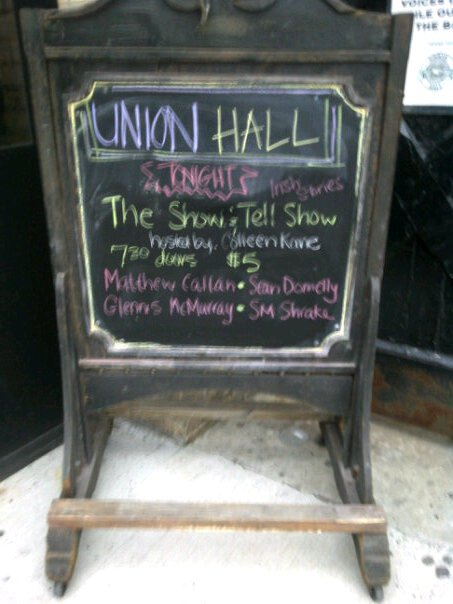 Union Hall, Brooklyn