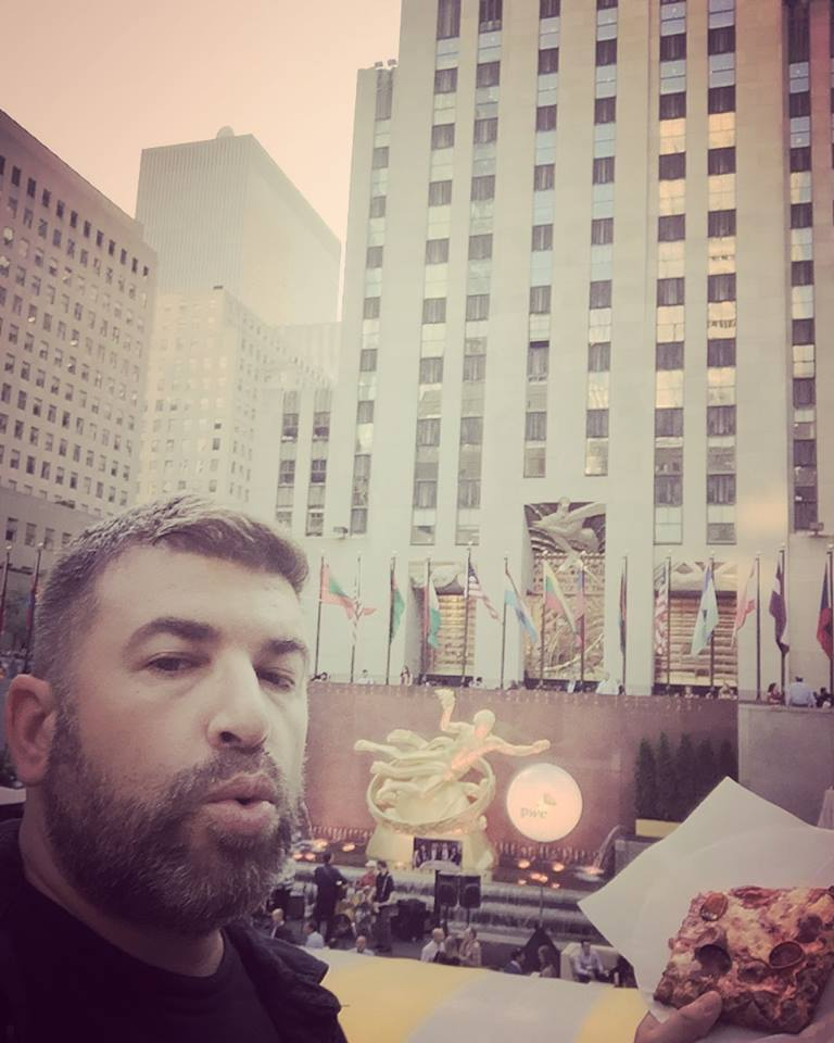 SHRAKE @ ROCKEFELLER CENTER