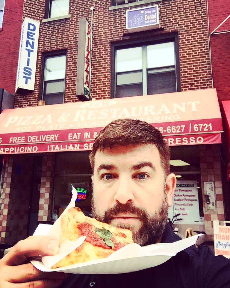SHRAKE @ J&R PIZZERIA, MIDWOOD, BROOKLYN