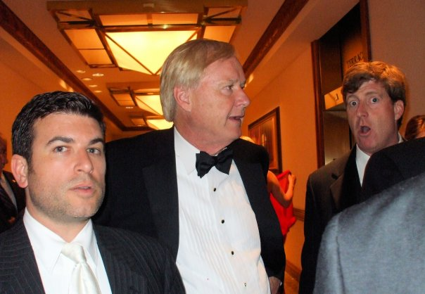 CHRIS MATTHEWS & PATRICK KENNEDY