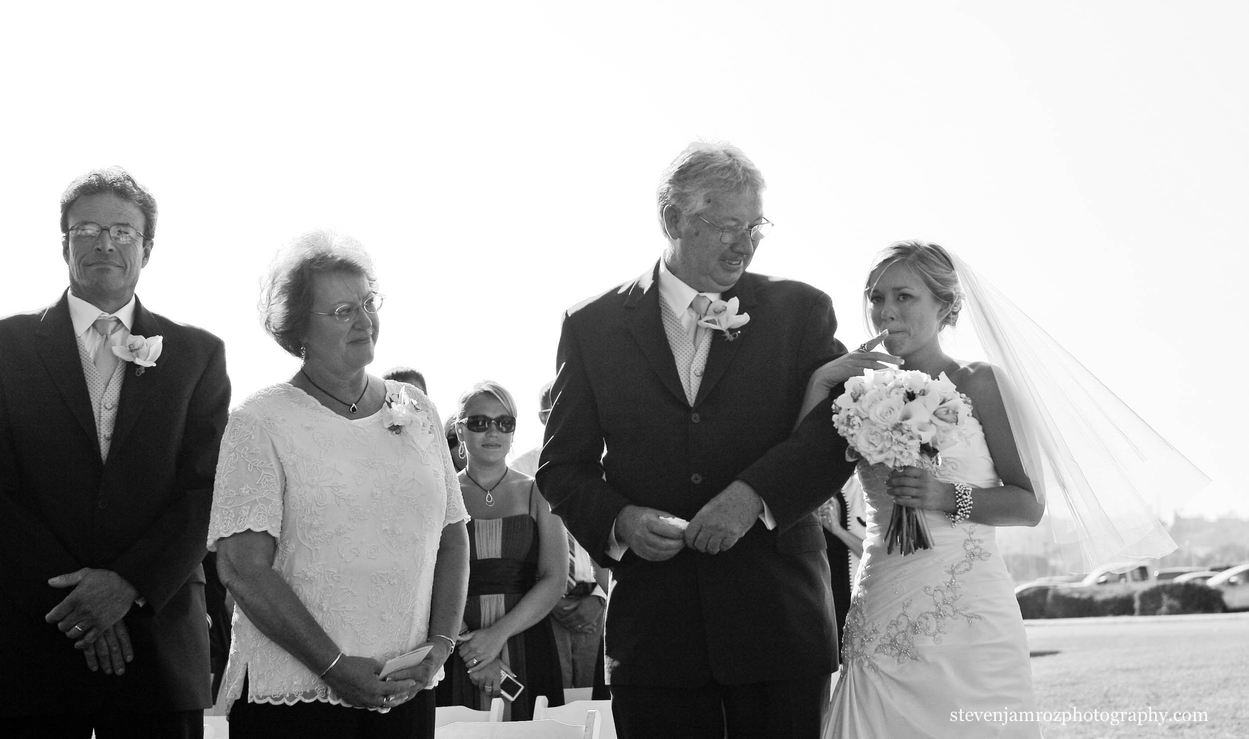 crying-bride-walking-down-aisle-raleigh-nc-wedding-steven-jamroz-photography-0472.jpg