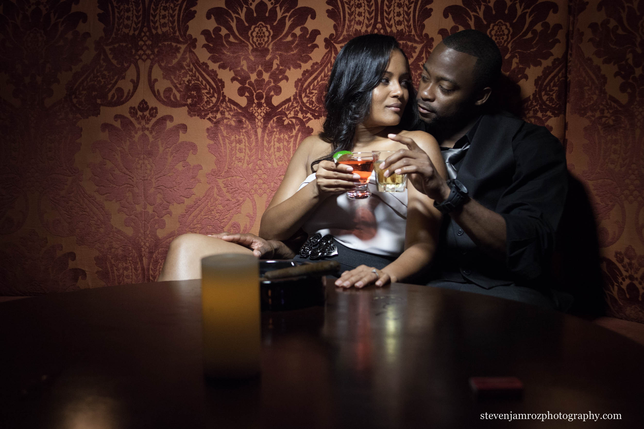 couple-engagement-with-drink-at-raleigh-bar-photography.jpg