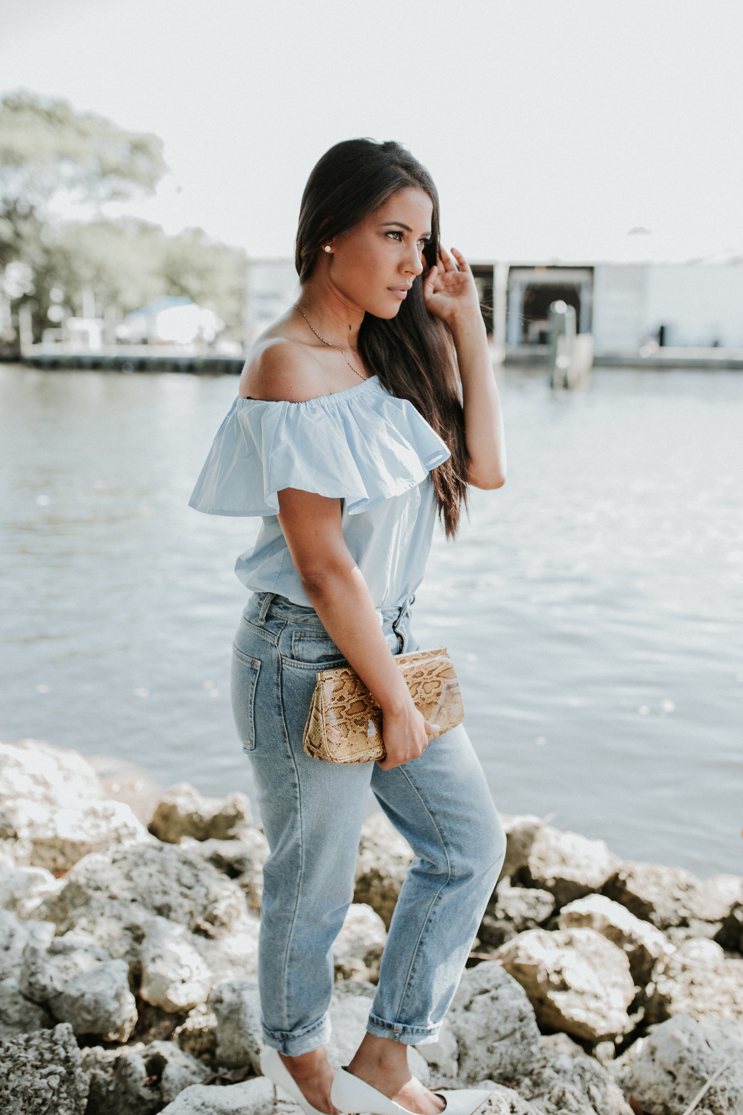 Forever 21 outfit, las olas riverfront