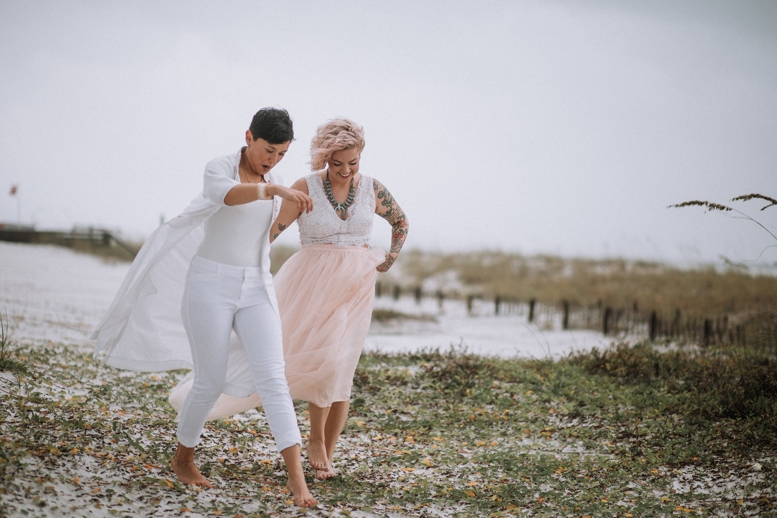 Dustin Beach Florida Wedding Photographers