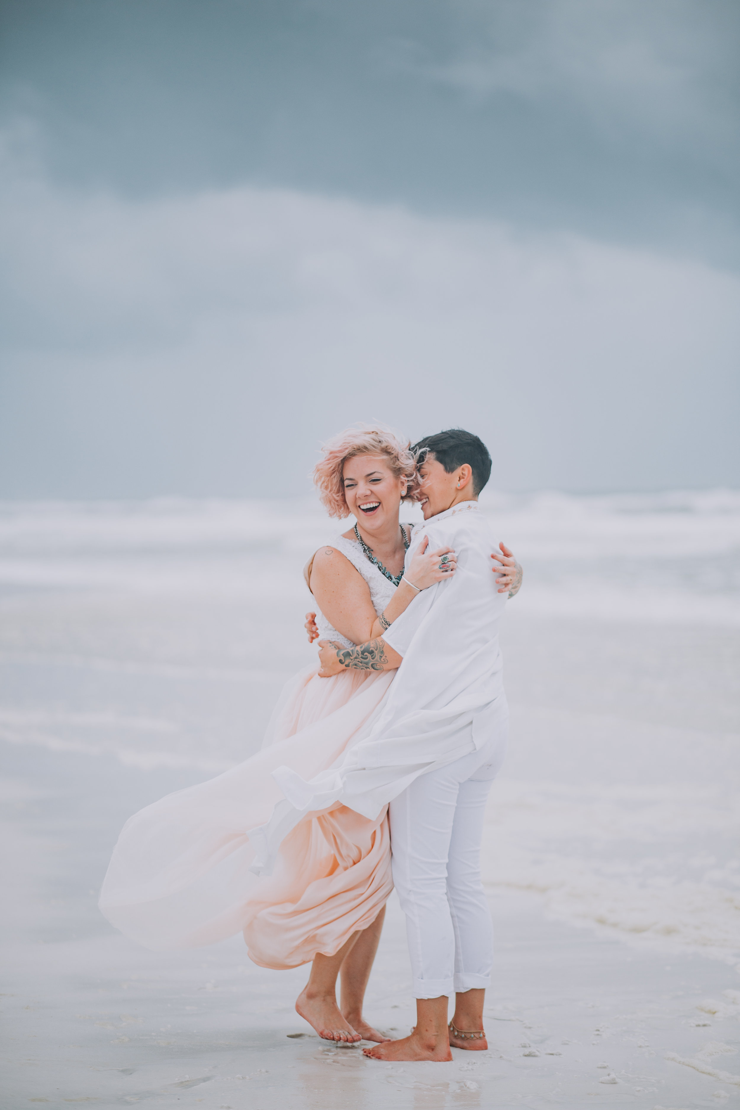 Beach Wedding Photos Florida