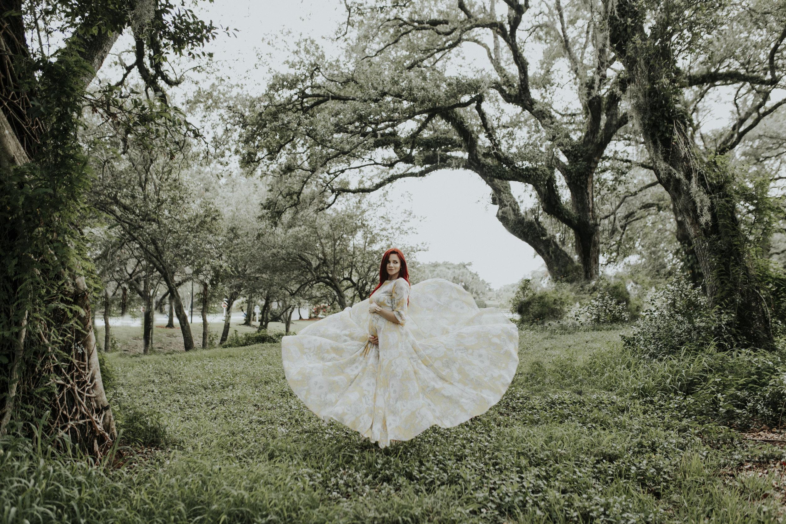 Tree-Tops-Park-Davie-Florida-Maternity-photography