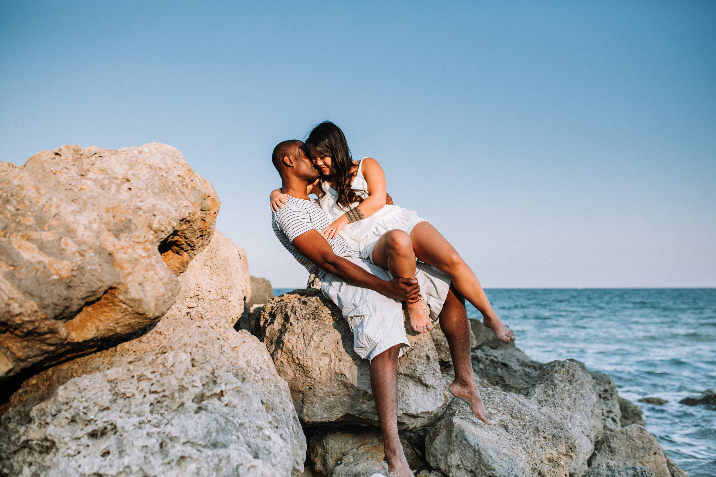 Fort-Lauderdale-Beach-engagement-photography