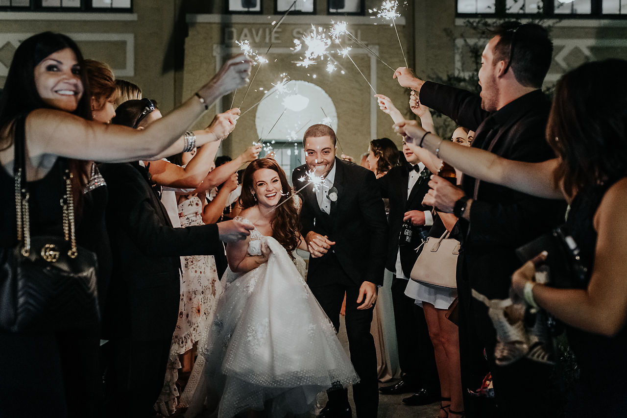 Old_Davie_Schoolhouse_Wedding-sparkler-photo