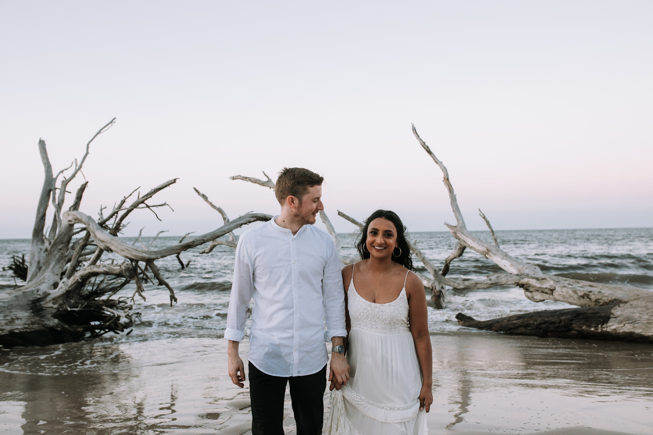 Driftwood-Beach-Jacksonville-Florida-Engagement-Rkm-Photography-185.jpg