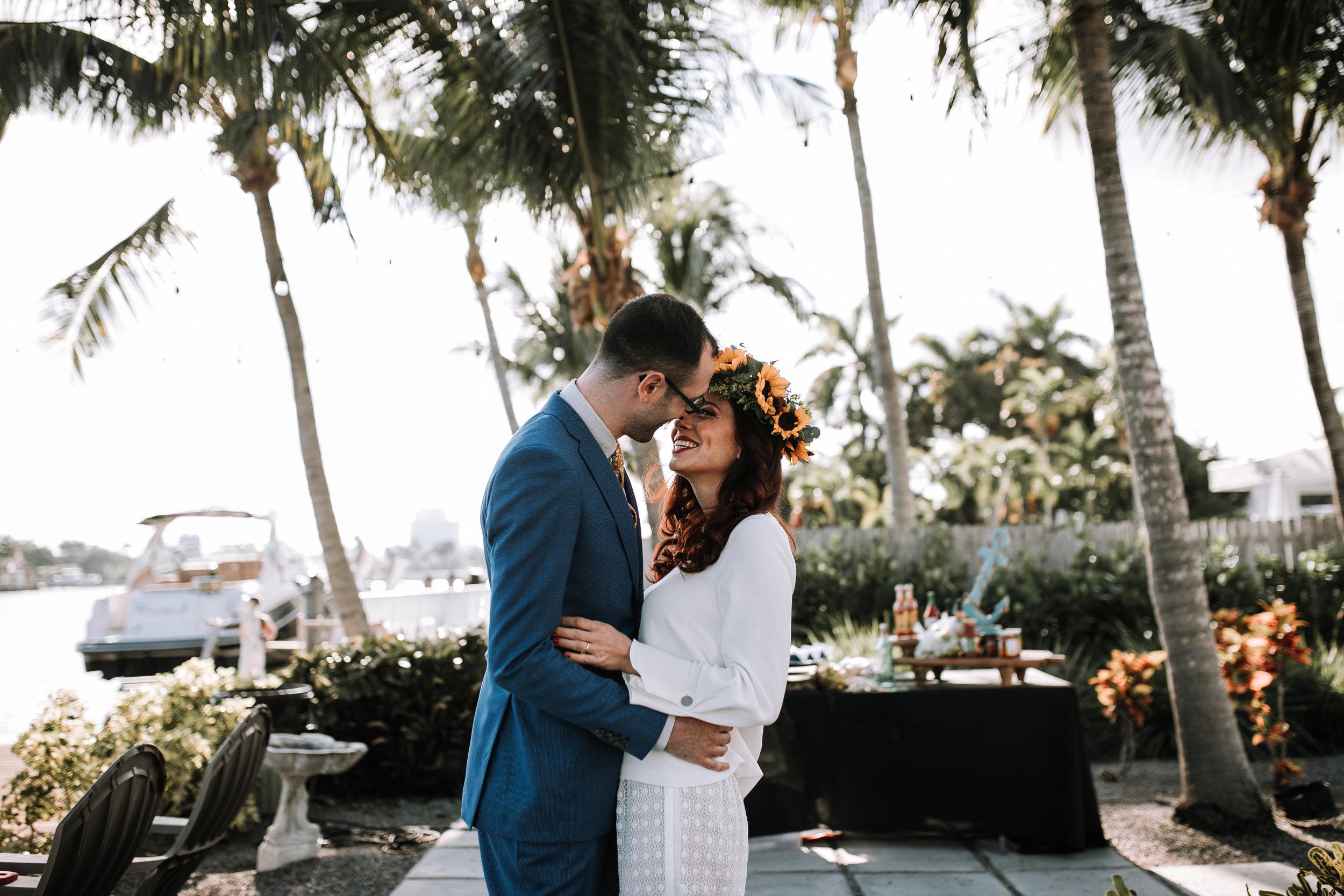 Hollywood-florida-backyard-wedding-photographer
