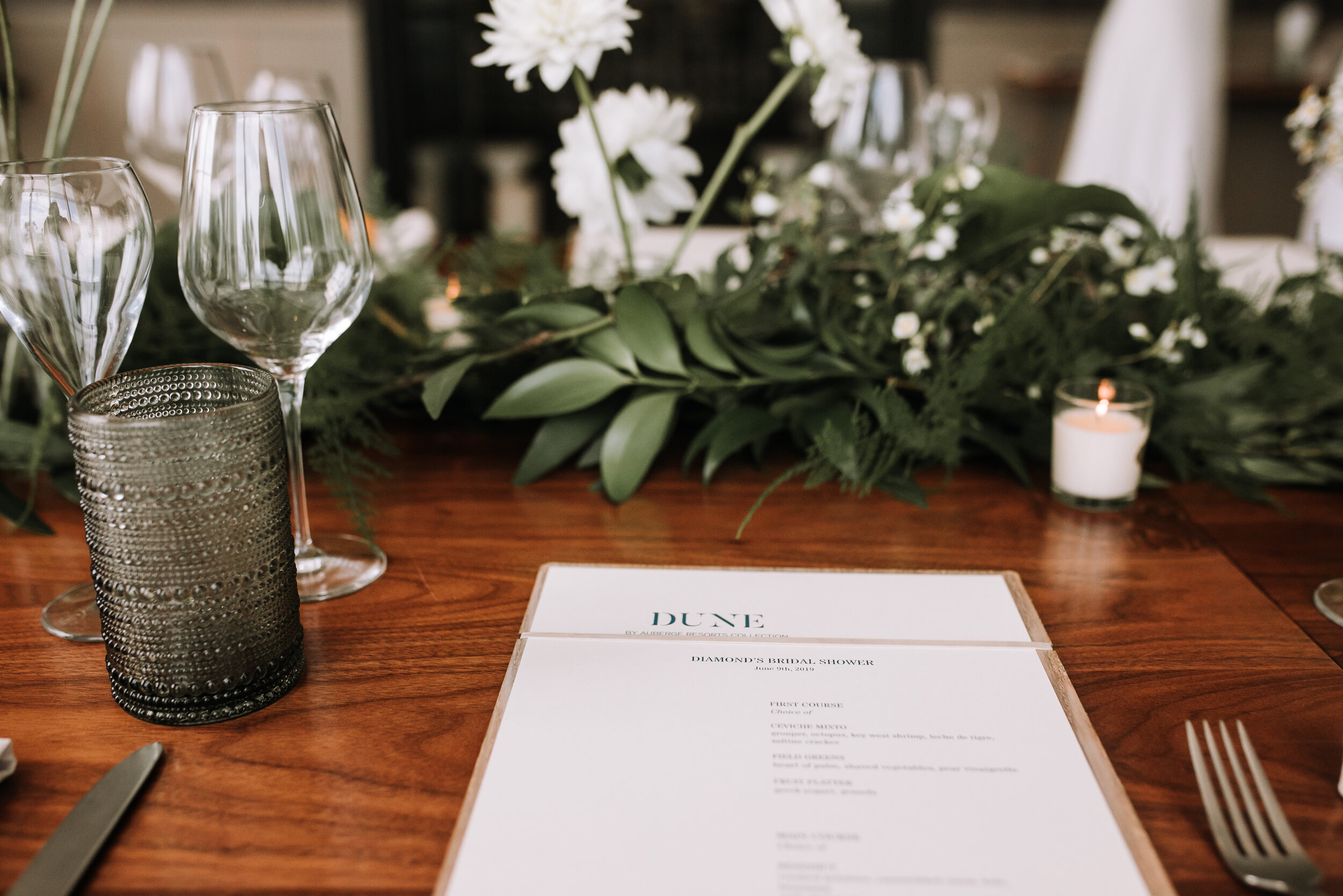 Dune-restaurant-bridal-shower-event