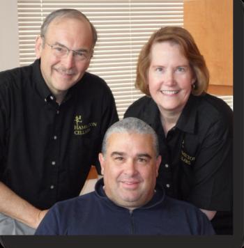 Russ Hamilton, Charlie Hoppes & Stacie Hamilton