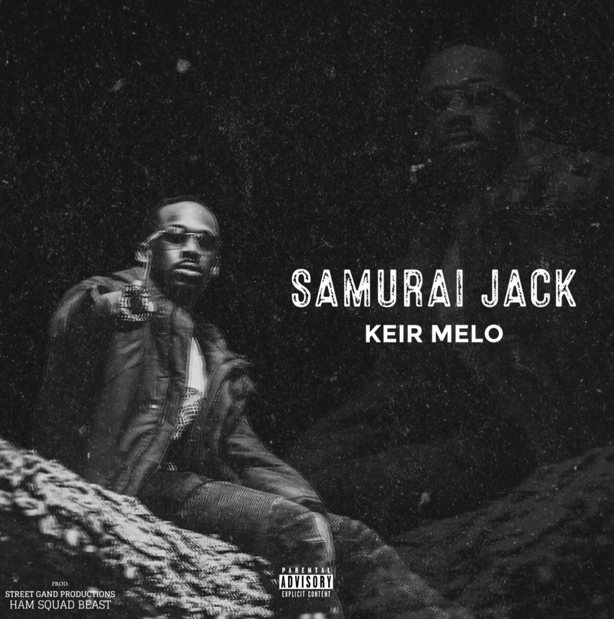 """Detroit rising artist KEIR MELO releases his first single of 2019 titled """"Samurai Jack"""". Bringing hard hitting lyrics with an edgy versatile flow. KEIR MELO manages to ride alongslide producers of the song, Street Gang Productions & Ham Squad Beast.  Follow KEIR MELO:    @keirmelo     Follow Street Gang Productions:    @streetgangproductions     Listen to  Samurai Jack  below."""