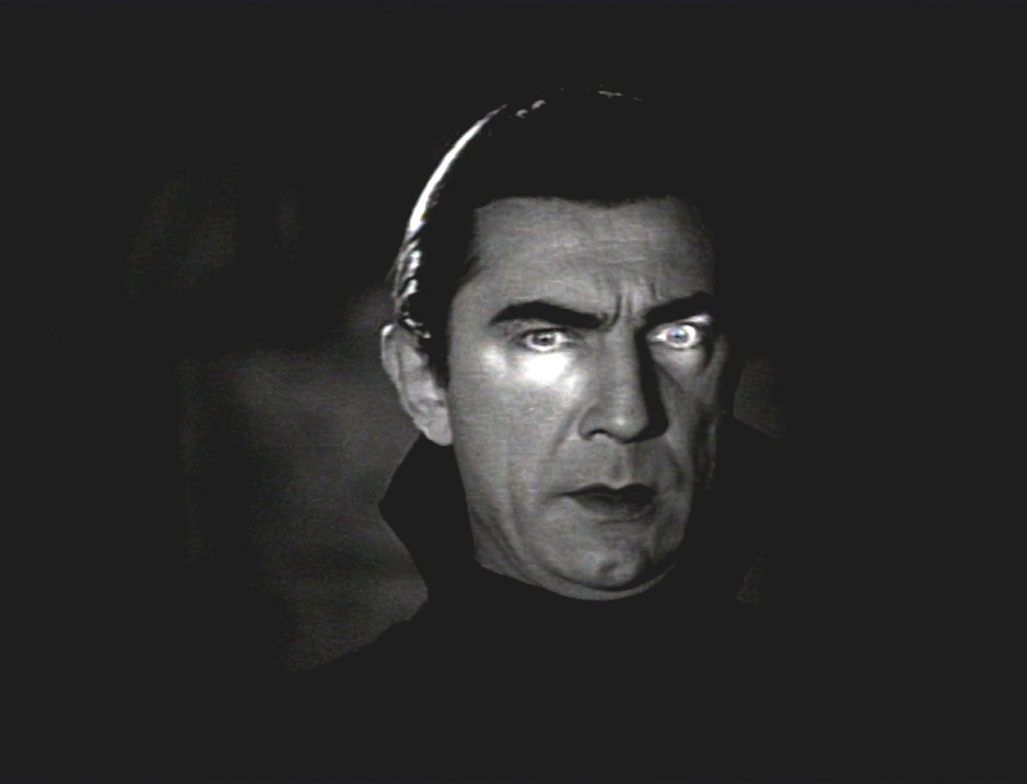 """By Screenshot from """"Internet Archive"""" of the movie Dracula (1931) ( http://www.archive.org/details/Dracula1931-Trailer ) [Public domain], via Wikimedia Commons"""