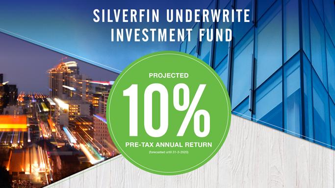 - SILVERFIN UNDERWRITE INVESTMENT FUND(SUIF)