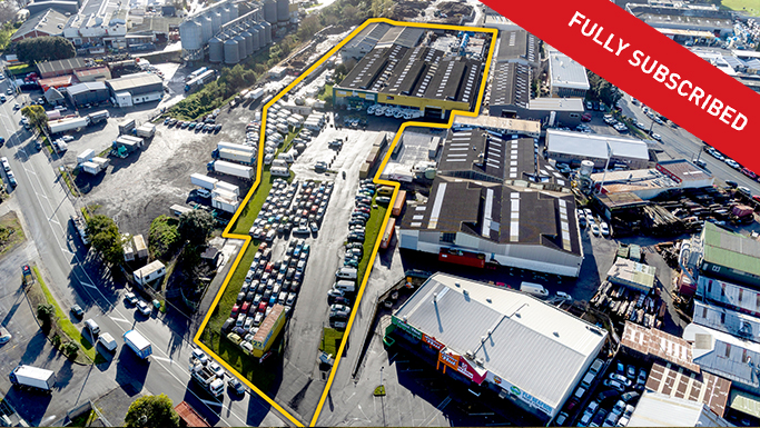 22 Saleyards Road Scheme, Otahuhu