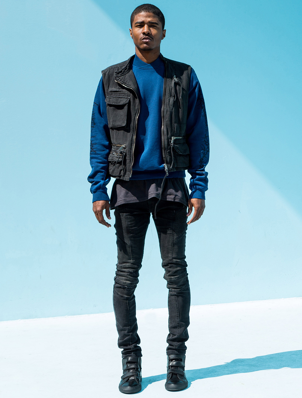 HAIDER ACKERMANN LOOKBOOK