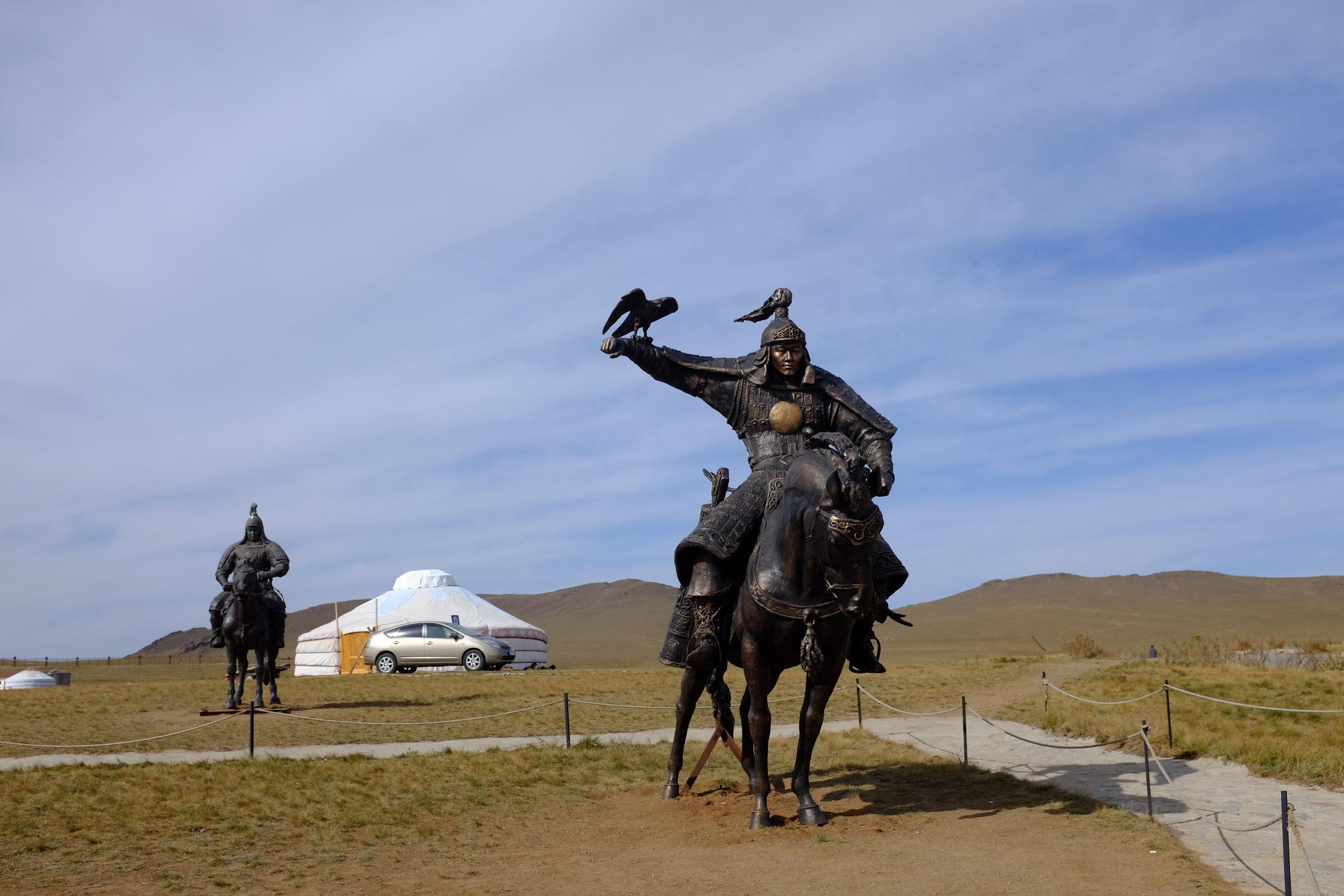 genghis khan complex 1