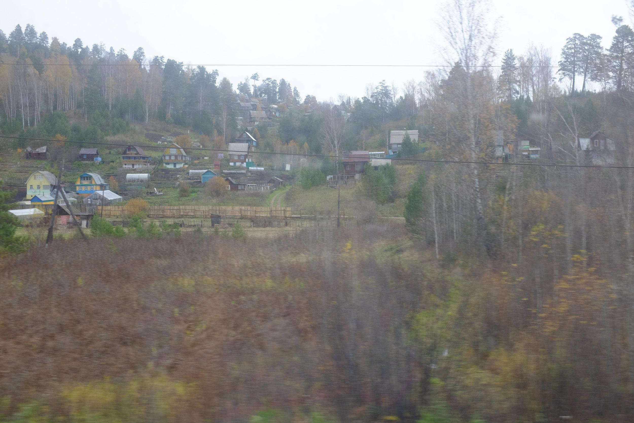 trans siberian russian towns