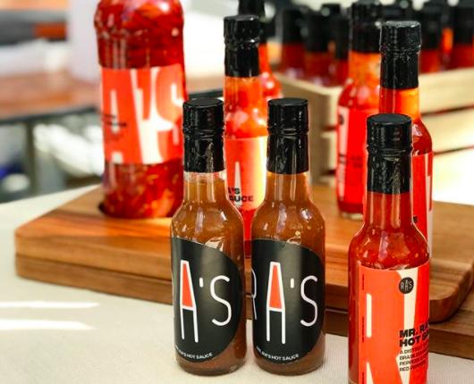 Mr Ra's Hot Sauce