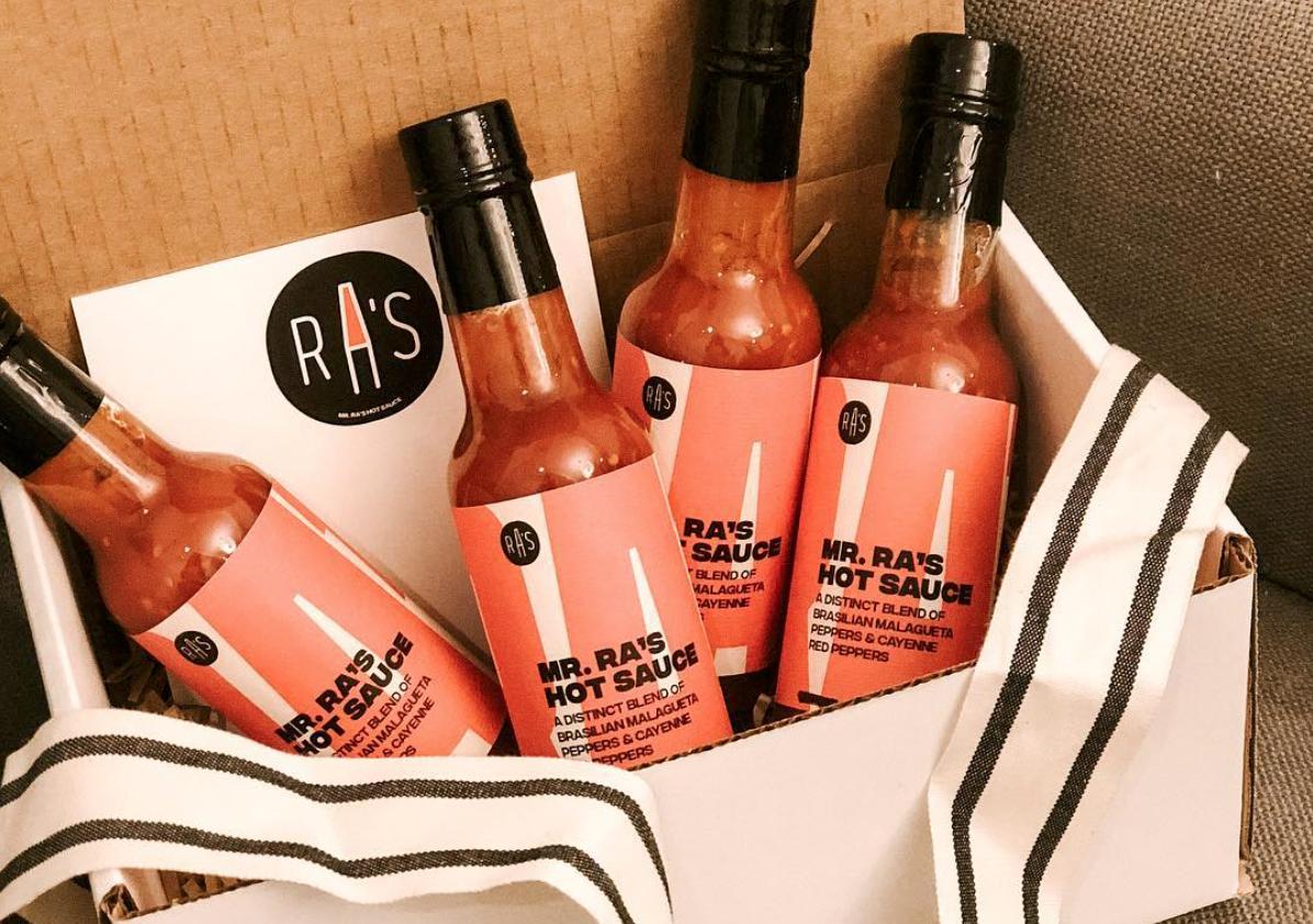 Mr. Ra's Hot Sauce