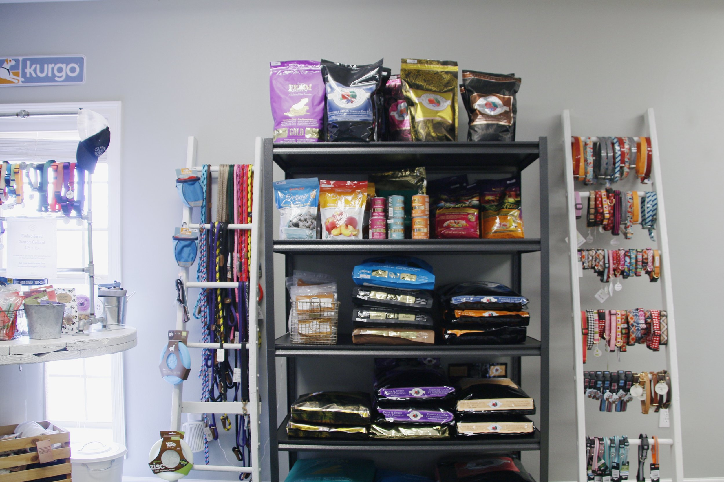 Pet Boutique - Pawsome products we use with our own pets.