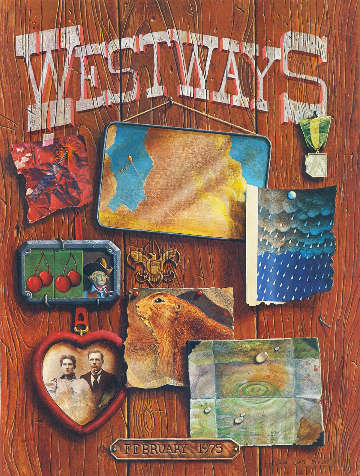 Westways  Cover,  1970s