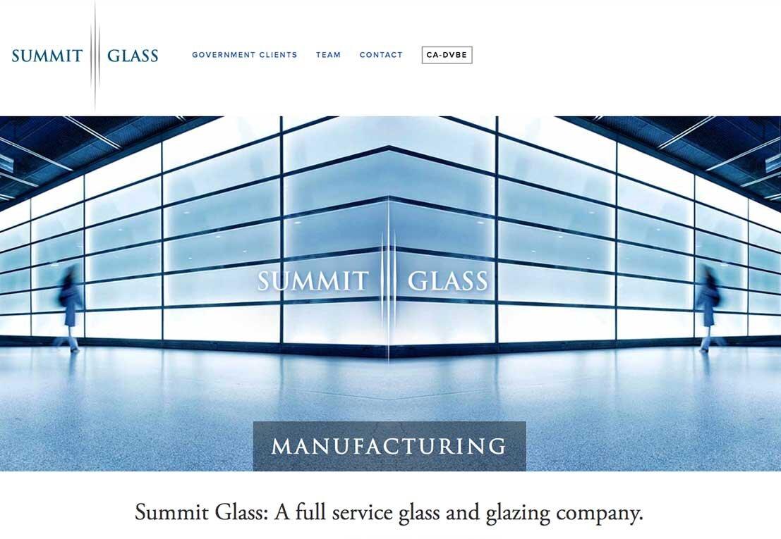 SUMMIT GLASS CORP