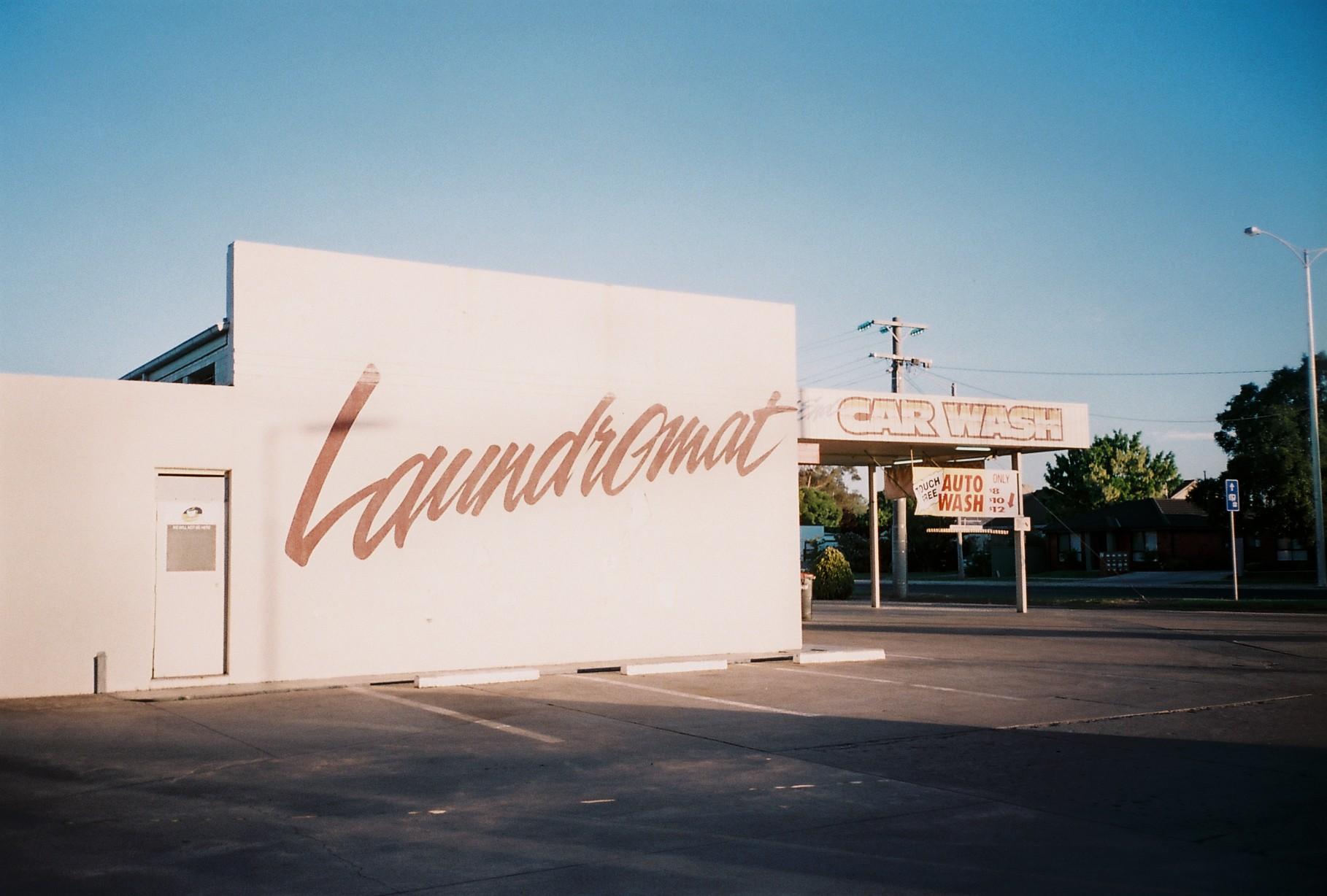 photography suburb melbourne benalla laundromat