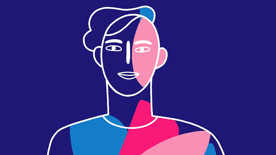 """Iris Abois    """"Gone""""    """"Secrets in Relationships""""   Iris Abols is a French animator and illustrator in London with a fluid, hand drawn style and a knack for character animations."""