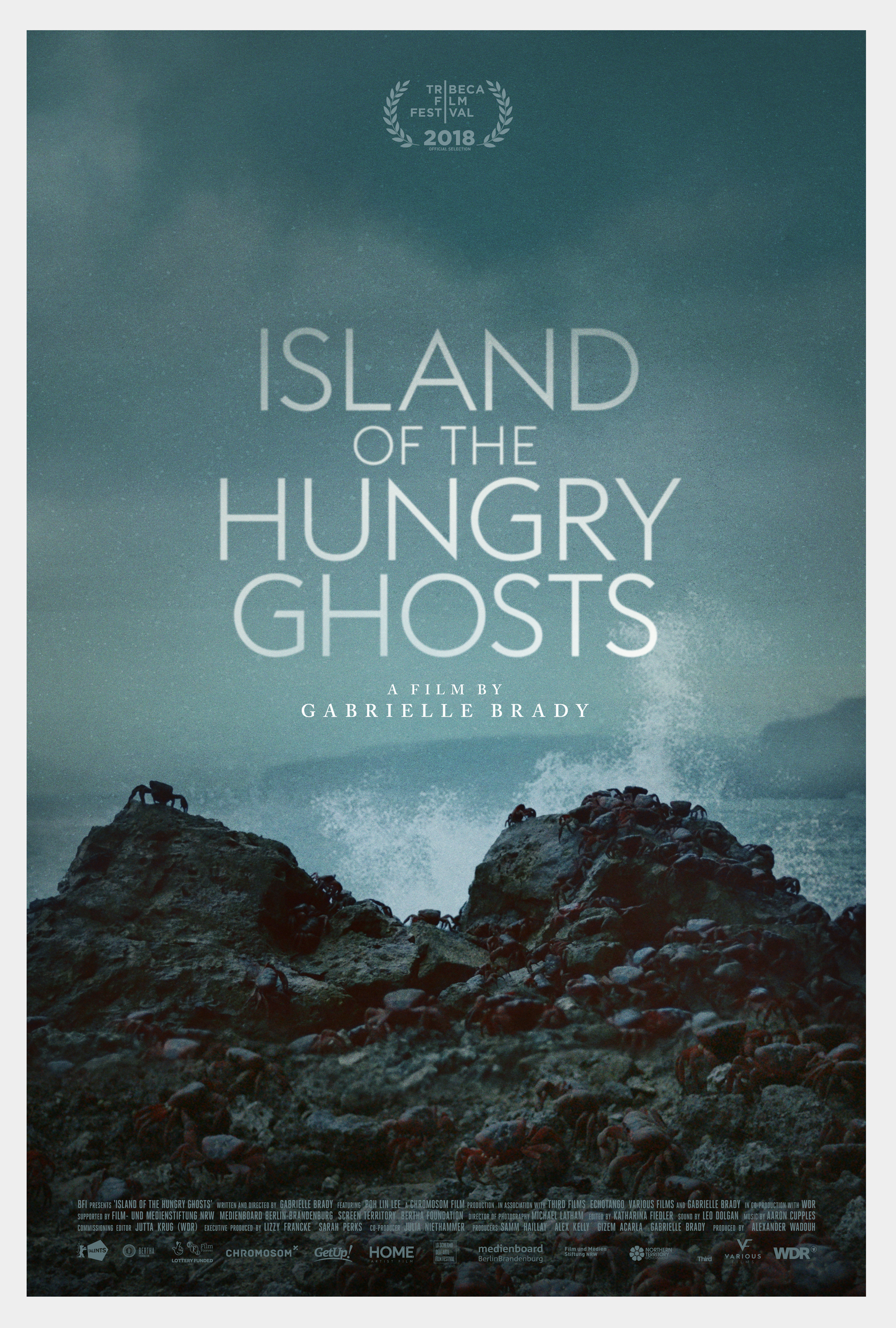 ISLAND OF THE HUNGRY GHOSTS - COMING 2019